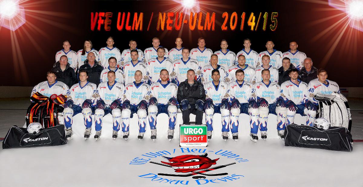 VfE Ulm / Neu-Ulm 2014/15