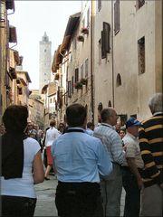 Via a San Gimignano