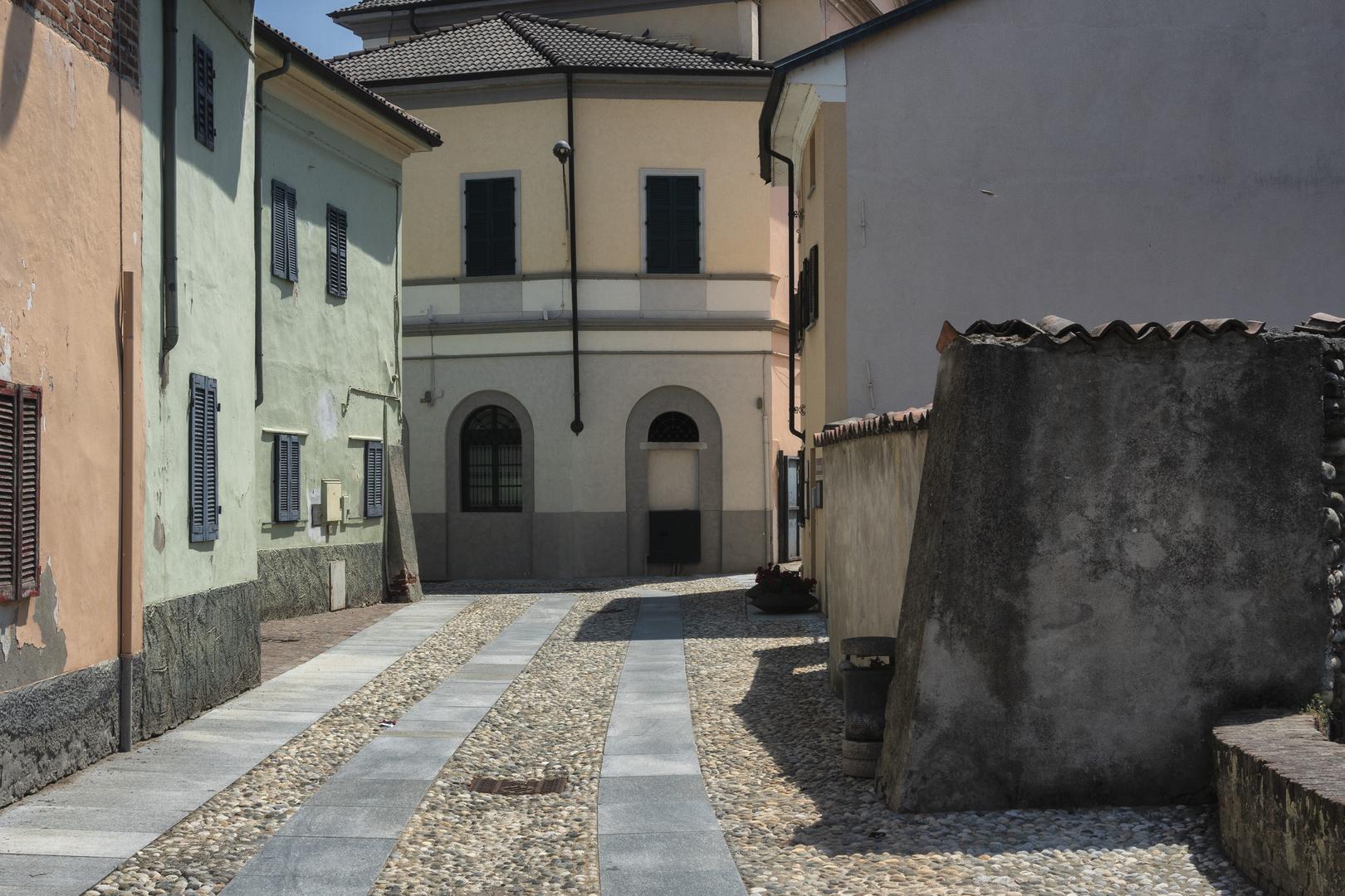 Via Antonio Barbavara, San Nazzaro Sesia