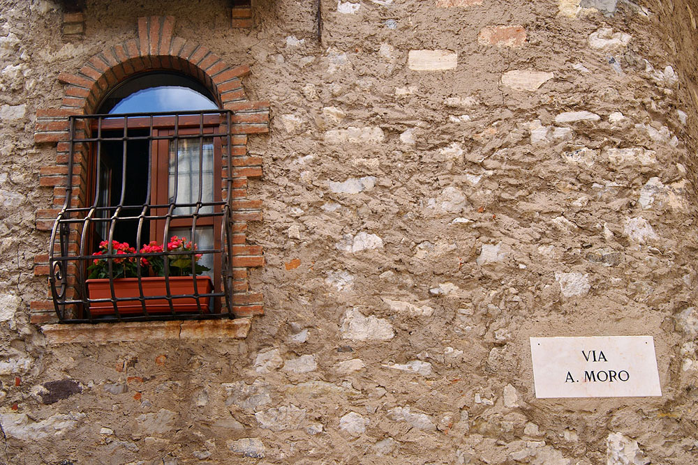 Via Antonio Moro (Limone Altstadt)