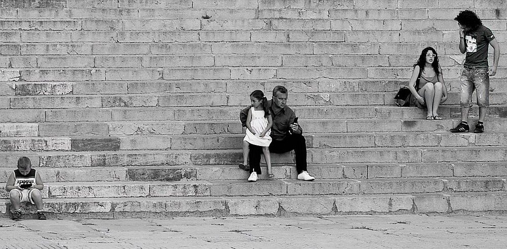 Via Appia antigua - a cada quien lo suyo
