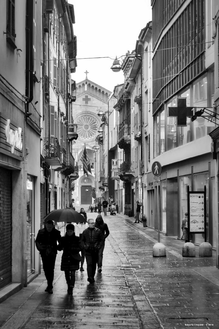 Via dei Calzolai, Piacenza