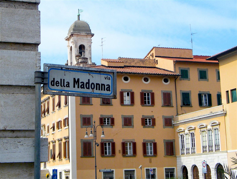 Via della Madonna
