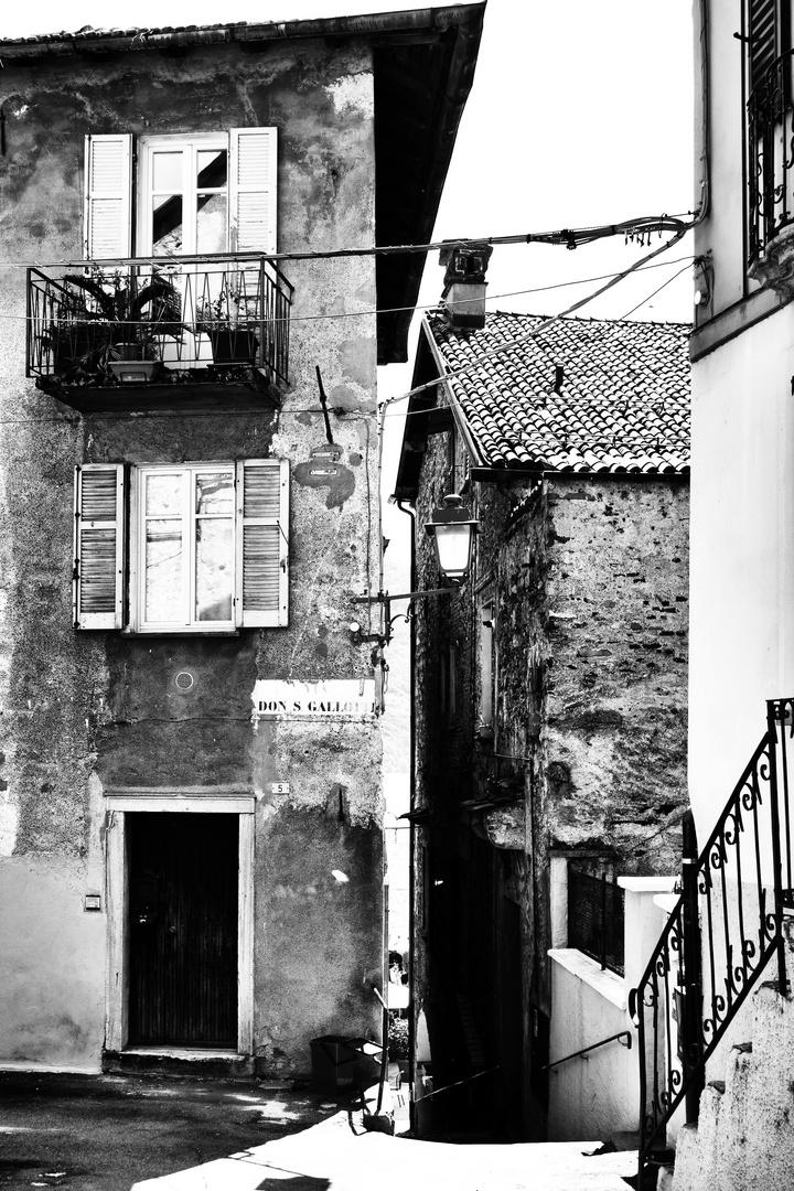 Via Don S. Gallotti, Cannobio