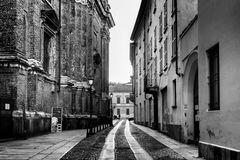 Via Gaudenzio Ferrari, Novara