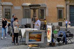 Via Lancellotti Roma