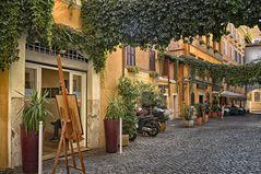 Via Margutta - Roma -