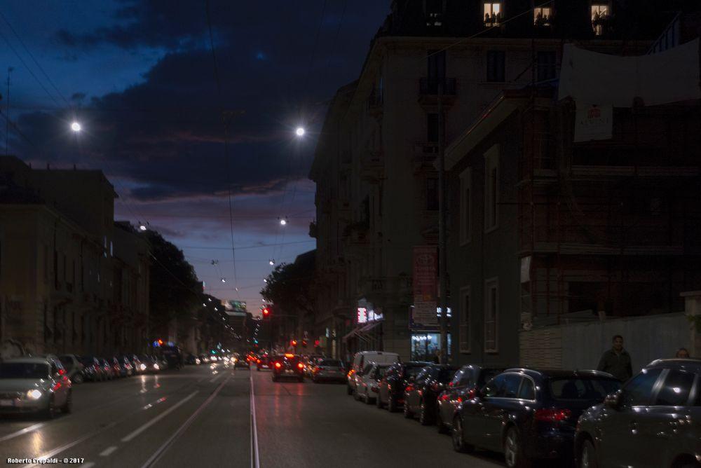 Via Porpora, Milano