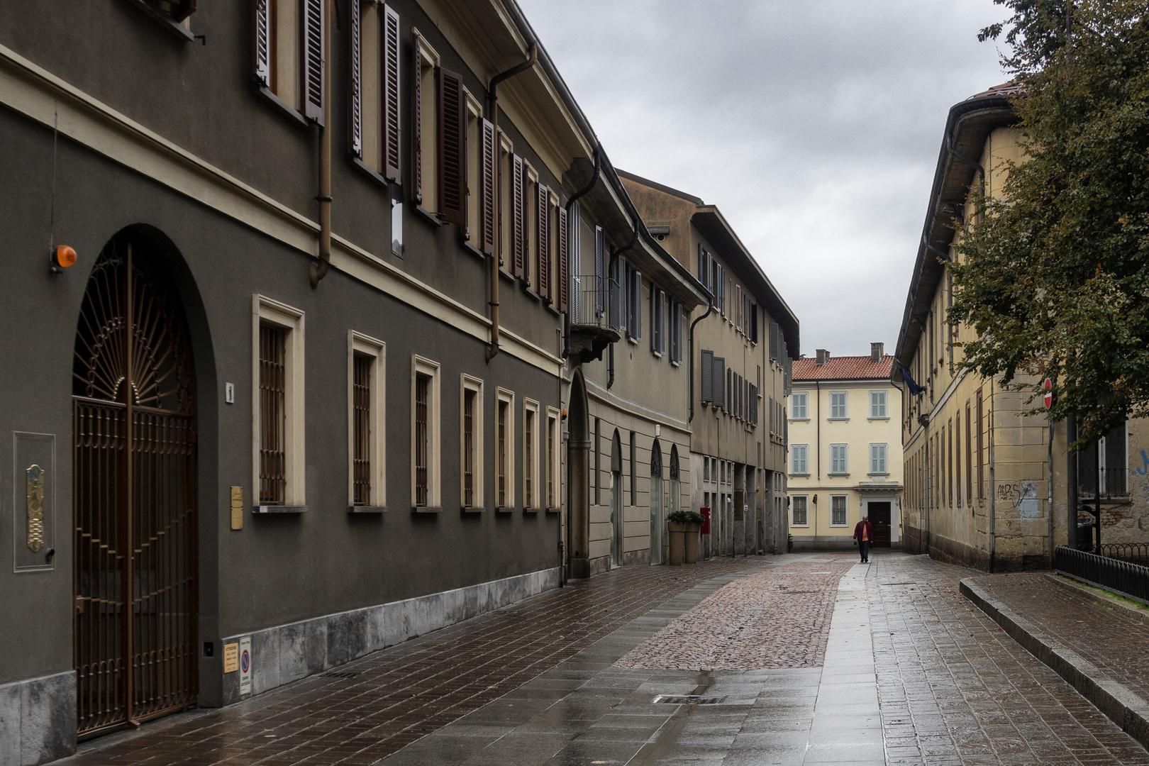 Via San Martino, Monza