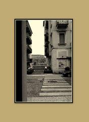 Via Sottoriva.. Verona.
