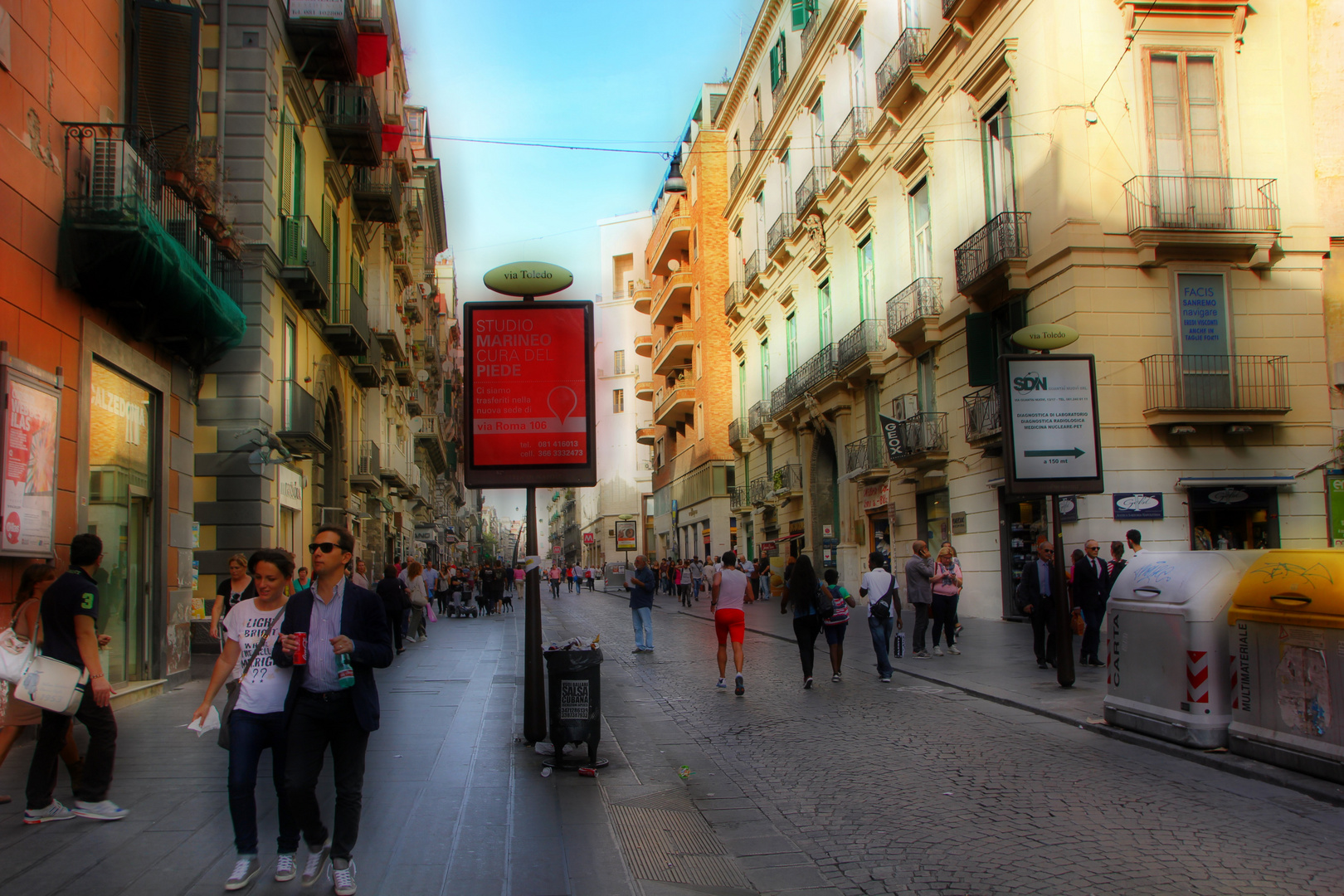 Via Toledo / Napoli