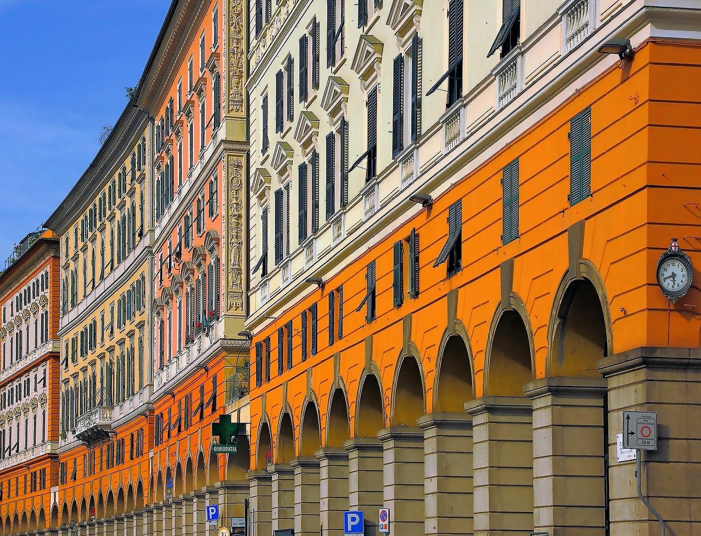 Via Turati - Genova