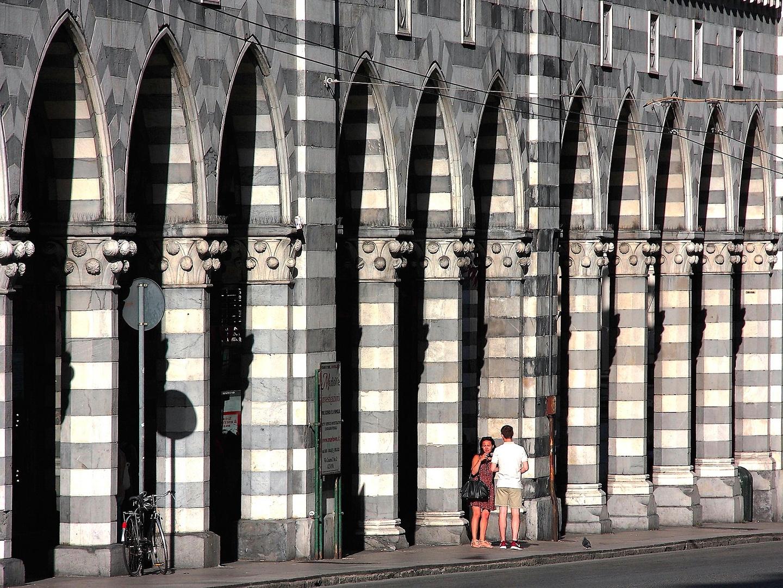 Via XX Settembre - Genova