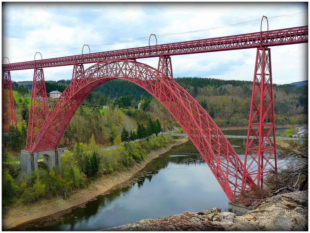 VIADUC de Garabit . photo et image | architecture, sous les ponts..., auvergne Images fotocommunity