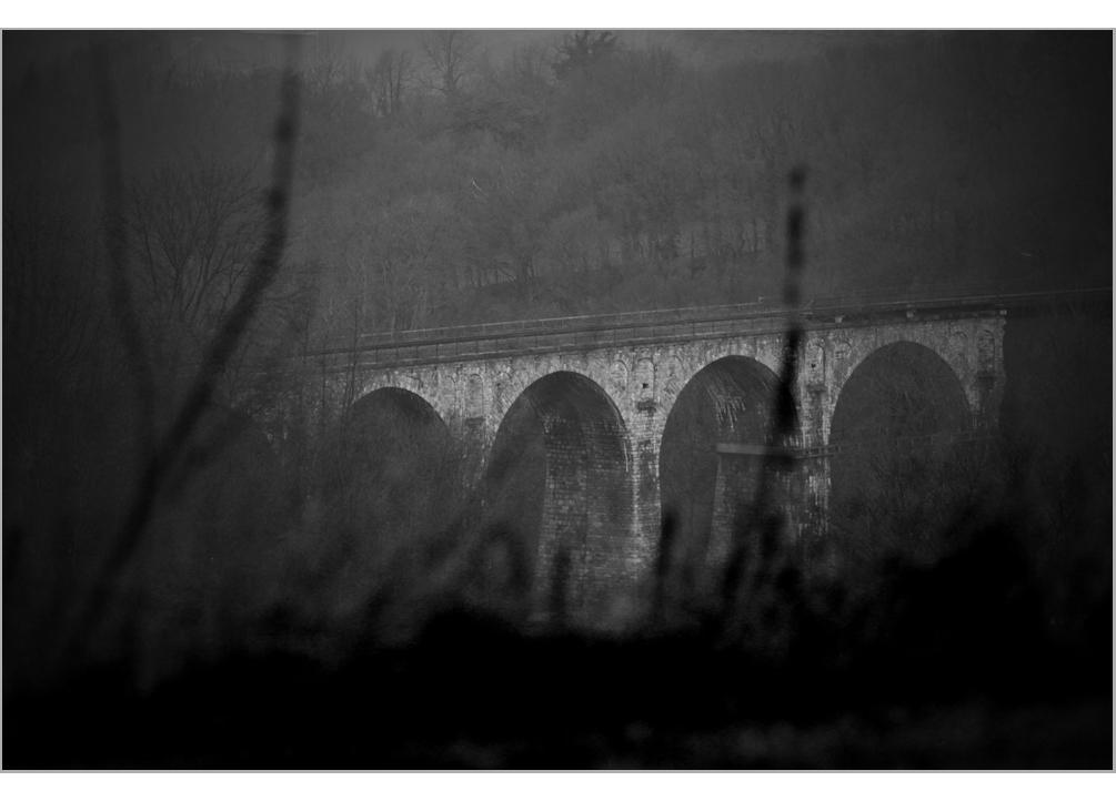 Viadukt an der Schlausermühle