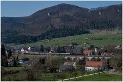 Viadukt in Lautlingen