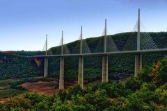... Viadukt von Millau ...