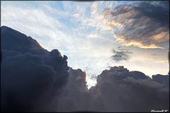 Viaggio tra le nuvole.....