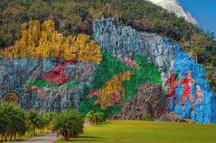 Viñales Mural de la Prehistoria