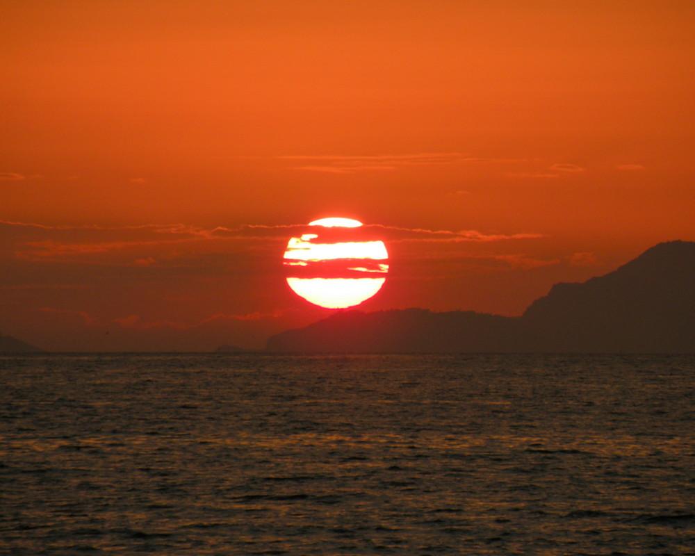 Viareggio Sunset 2