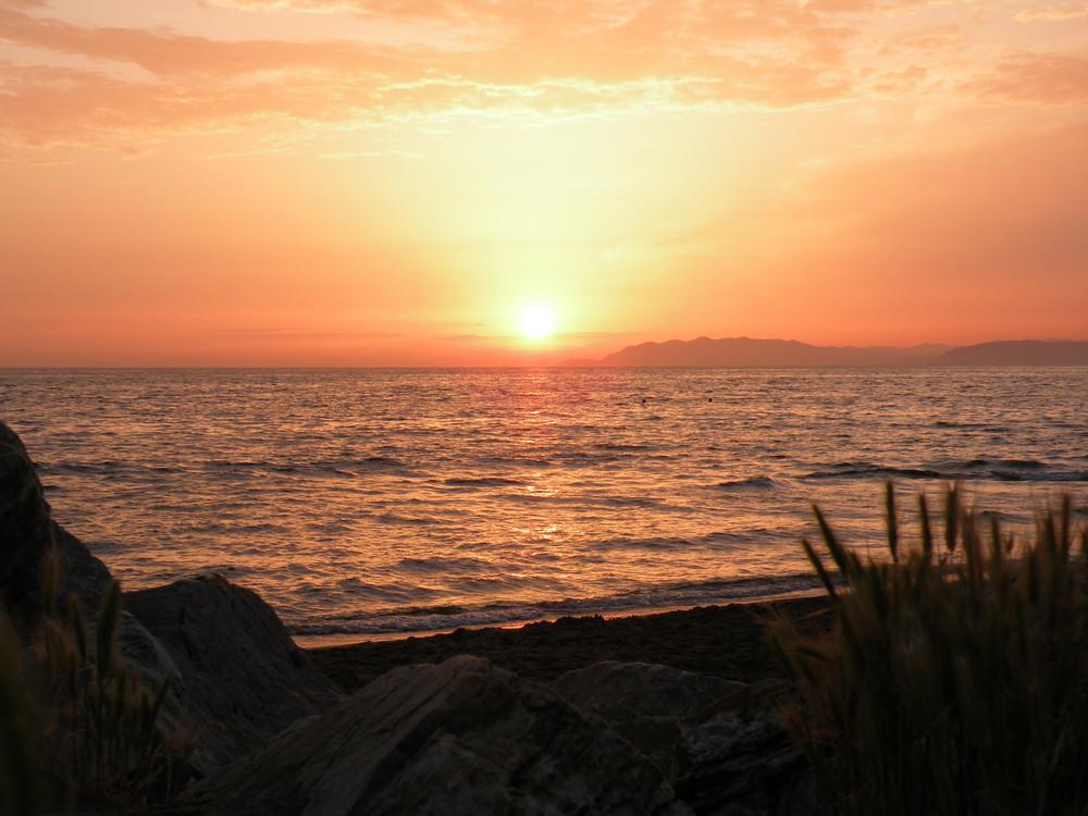 Viareggio Sunset