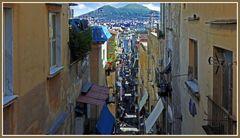 Vicoli di Napoli - dedicata a Maud Morell