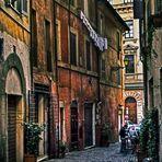 Vicoli romani - Ghetto ebraico