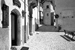 Vicolo a Civitella Alfedena