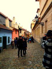 Vicolo d'oro n°22...Praga
