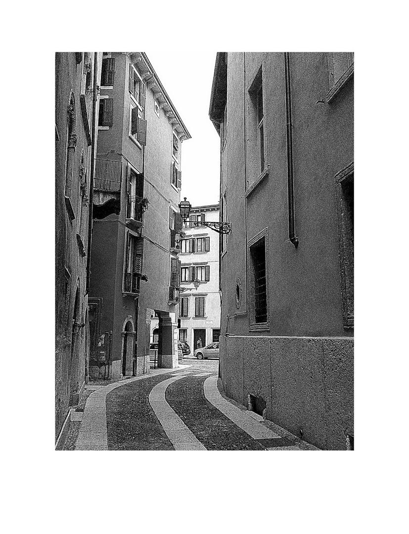 Vicolo Due stelle...Verona