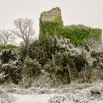 Vicovaro, Il Vecchio castello di Sacco Muro