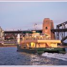 'Victor Chang' ferry on Sydney harbour