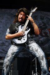 Victor Smolski - an evil on guitar