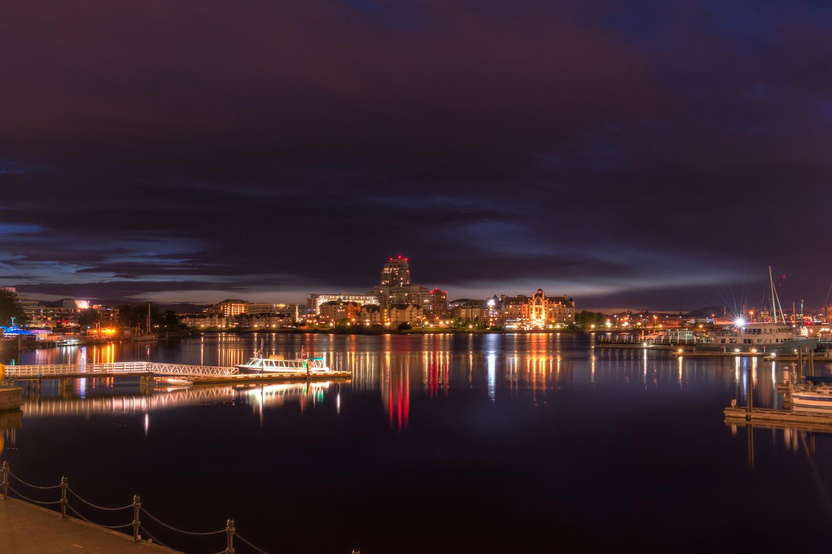 Victoria Harbour View
