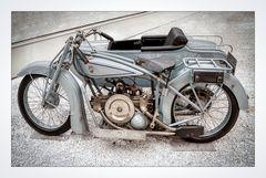Victoria KR 6 mit Beiwagen,  Baujahre: 1927-1932