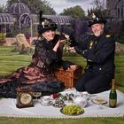 Victorian Picnic in the Park