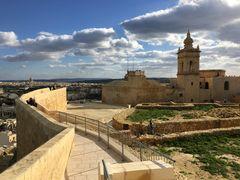 Victorija  -  Rabat  -  'Vorstadt'