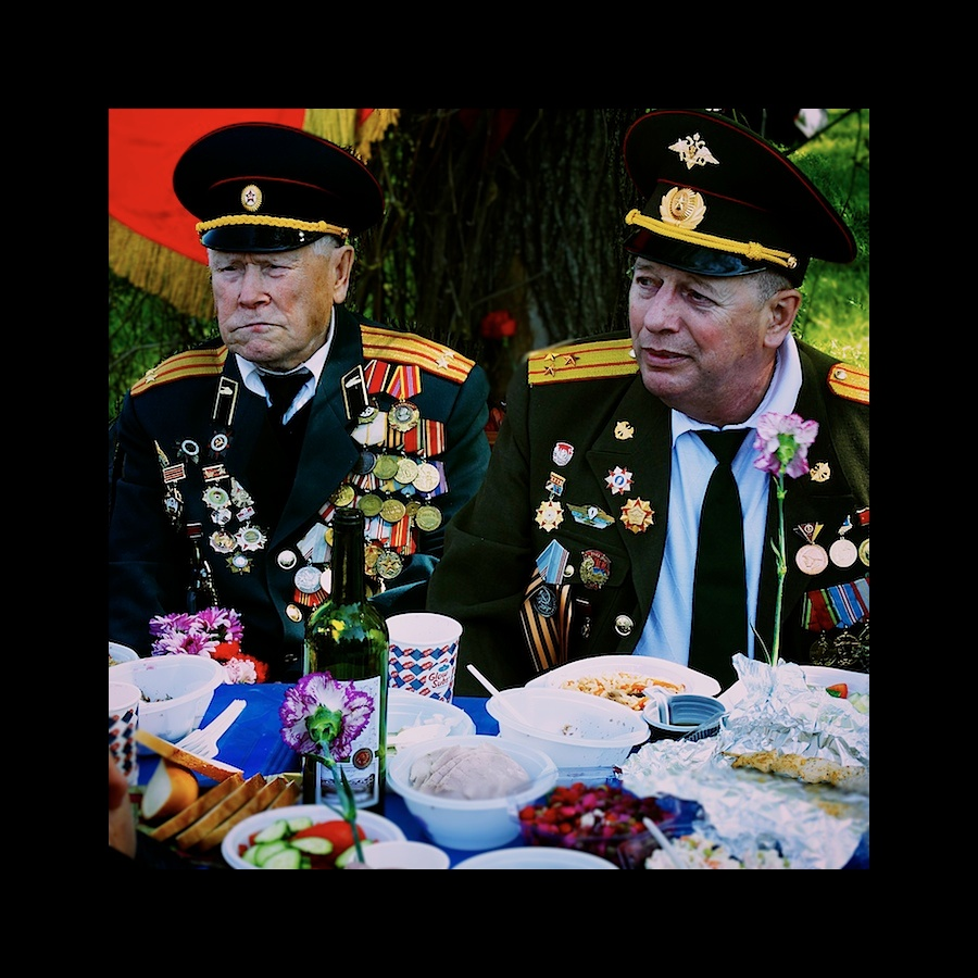 Victory Day 2014 - Park Gorkogo I