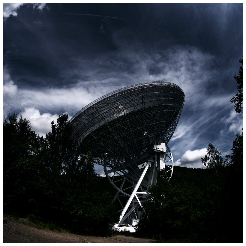 Video killed the radio Star....effelsberg..