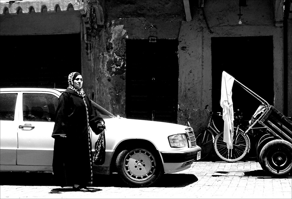 Vie di Marrakech