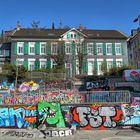 Viele Farben statt graue Mauern