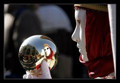 Viele Grüße vom Carnevale di Venezia
