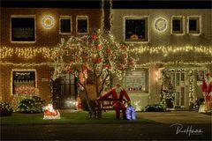 Viele Lichter im Advent .... es kann los gehen, alles ist gerichtet.