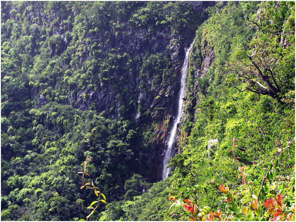 Viele Wasserfälle ...