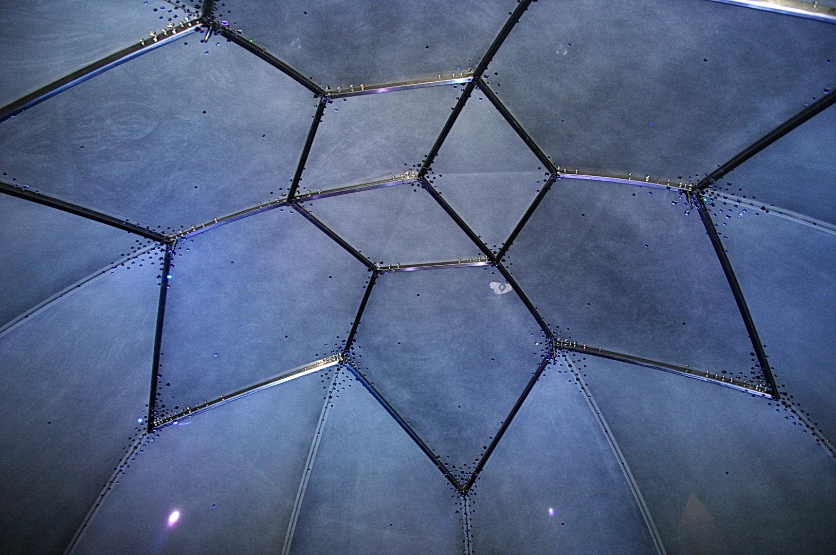 Vieleck / Kristallkuppel