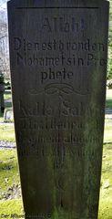 """Vieleicht war er ein """"Mohr"""""""