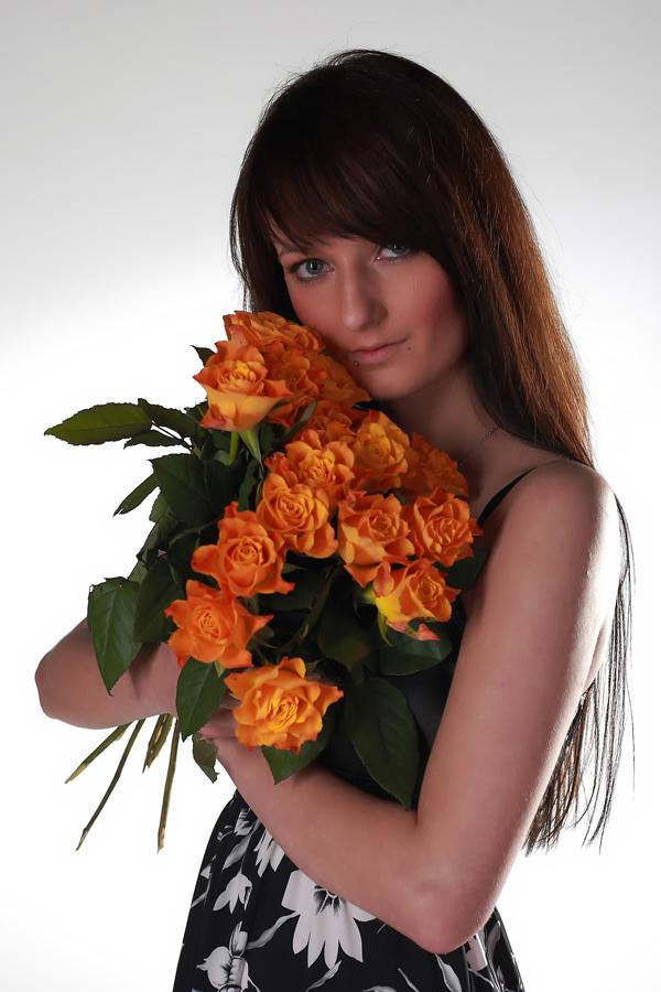 Vielen Dank für die Blumen...
