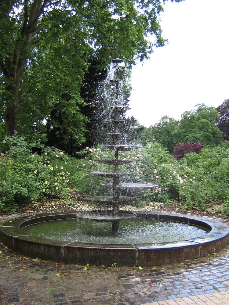 Vielleicht ein Wunschbrunnen