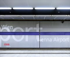 VIENNA AIRPORT STATION