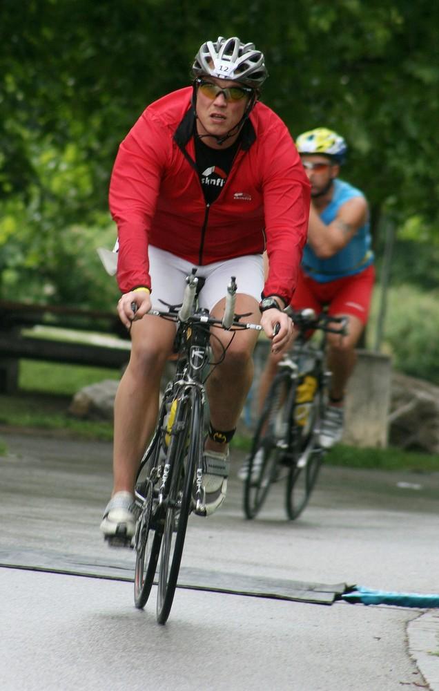 vienna triathlon (mein älterer sohn - franz-markus)